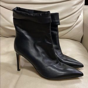 "Ivanka Trump ""Anders"" Leather Boots"